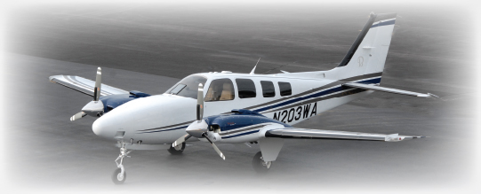 Hawker Beechcraft G58 Baron