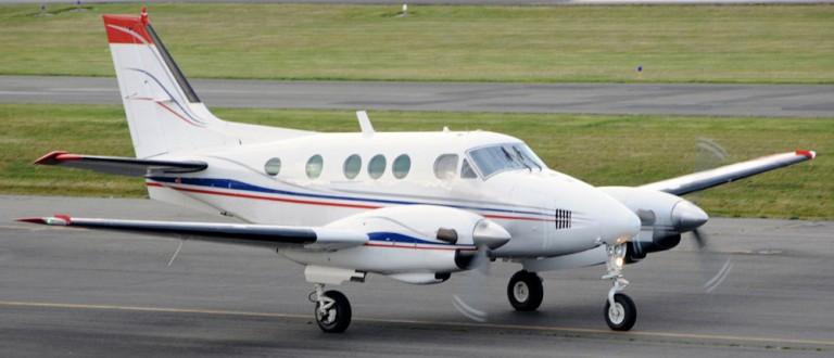 Hawker Beechcraft King Air 90