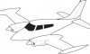 Cessna 310G,H