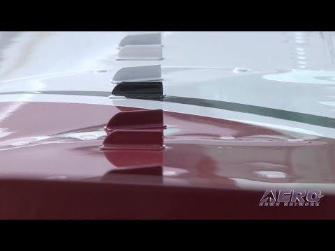 Aero-TV: Making Good Planes Better - Micro VGs Offer Aerodynamic Enhancements