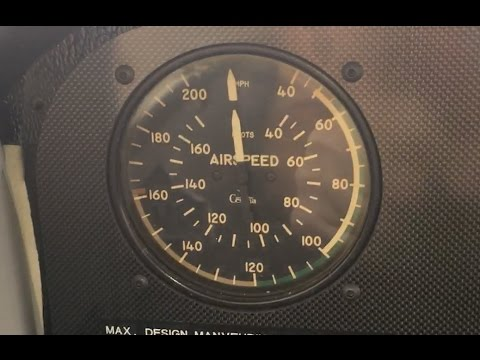 C150/150 Taildragger with VGs - Slow Flight