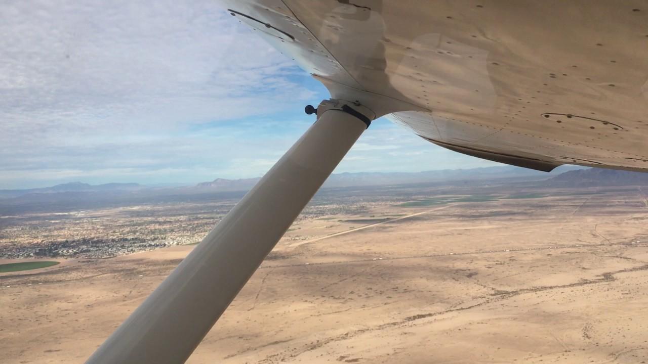 Really Slow Flight - Cessna 150/150 with Micro Vortex Genrators