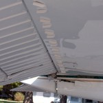 Cessna 172 Horizontal Stabilizer with Micro VGs
