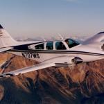 Beechcraft Baron 55 with Micro VGs