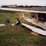 Kit Plane Challenger II with Micro VGs