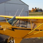 Piper J3 with Micro VGs