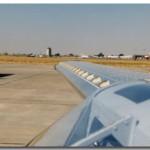 Kit Plane Murhpy Rebel Micro VGs on wing