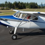 Cessna 170 With Micro VGs