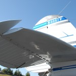 Cessna 170 Horizontal Stabilizer with Micro VGs