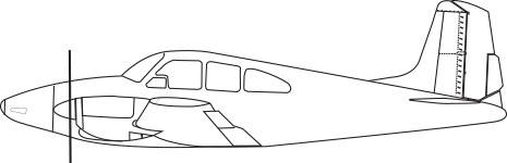 Beechcraft Travel Air 95