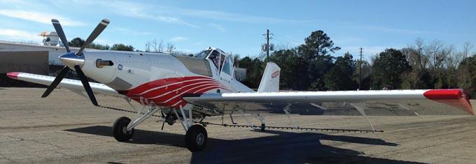 Thrush_H80 Ag Plane