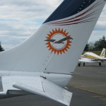 Cessna 206 Tail with Micro VGs