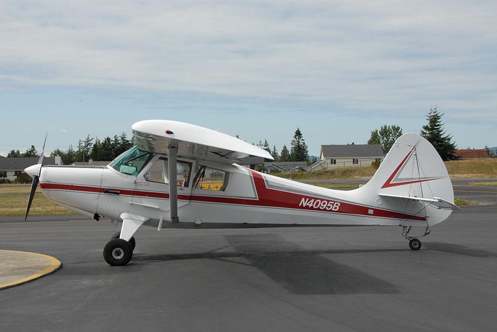 Aeronca Archives Micro Aerodynamics Inc