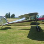 Cessna 120 With Micro VGs