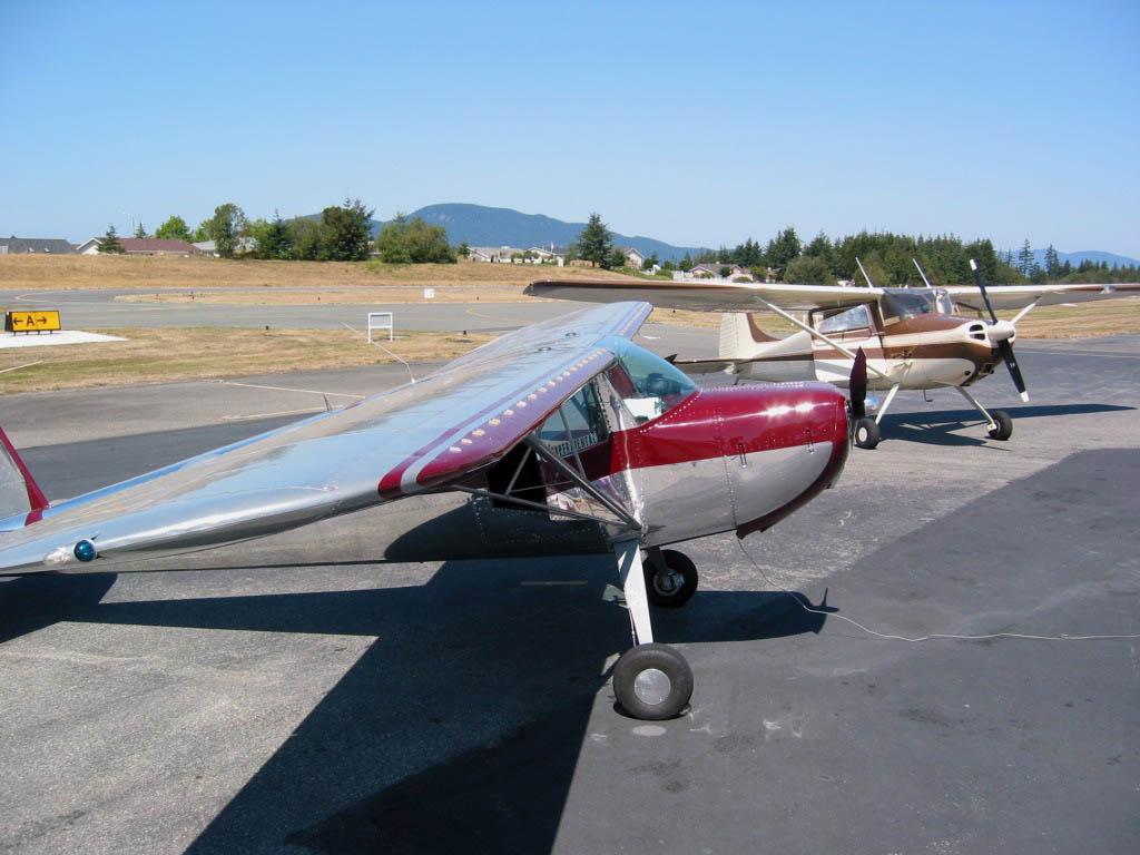 Cessna 120 - Micro Vortex Generator Kit