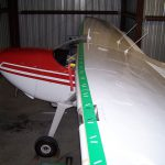 Cessna 180 Wing with Micro VG Templates