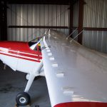 Cessna 180 Wing with Micro VGs
