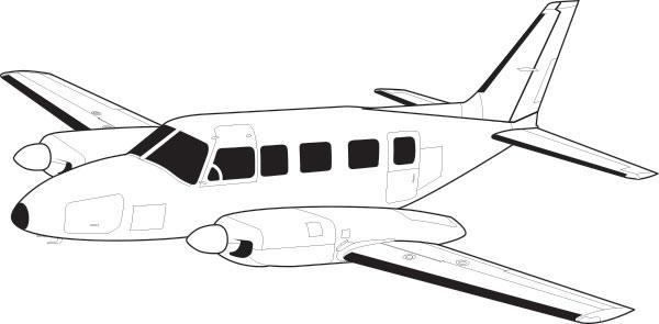 Piper PA-31-350 Chieftian