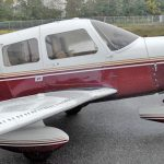 Piper PA-28 Dakota with Micro VGs