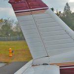 Piper PA-28 Dakota Tail with Micro VGs