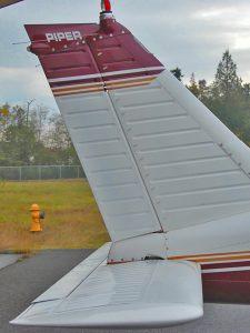 PA-28 Tail