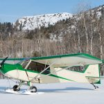 Kit Plane Rans S7 on Skis with Micro VGs