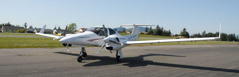 Diamond DA 42 with Micro VGs