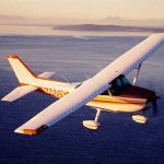 Cessna 172N with Micro VGs