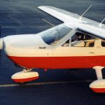 Cessna 177 with Micro VGs on wings