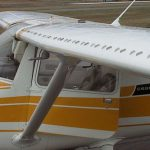 Cessna 150 with Micro VGs