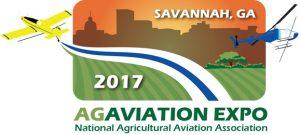 Logo 2017 AG Aviation Expo
