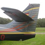 Commander 114 VGs on Tail