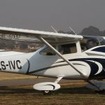 Cessna 182P with Micro VGs