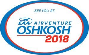EAA Airventure - 2018 Logo