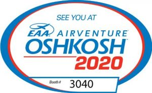 Logo EAA Airventure Oshkosh 2020