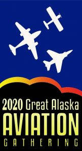 Logo for 2020 Great Alaska Aviation Gathering